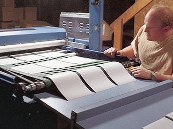 Sheet Magnet Cutter Machine