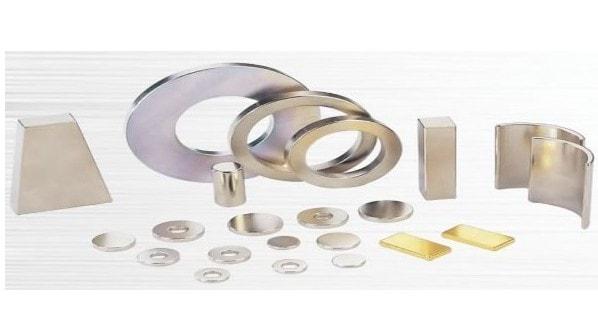 Block, Ring, and Disc Neodymium Magnets