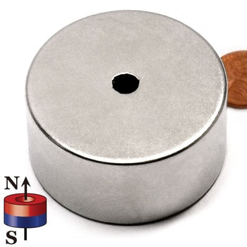 Rare Earth Ring Neodymium Magnet