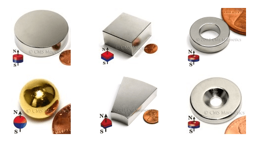 Magnet Manufacturers and Suppliers