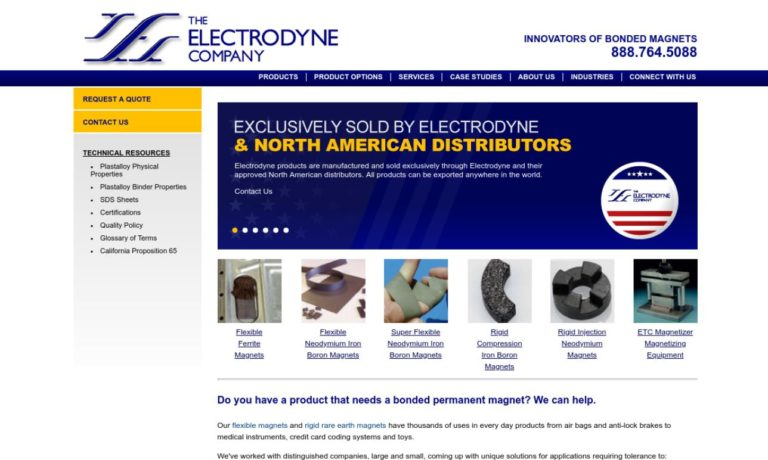 The Electrodyne Company, Inc.