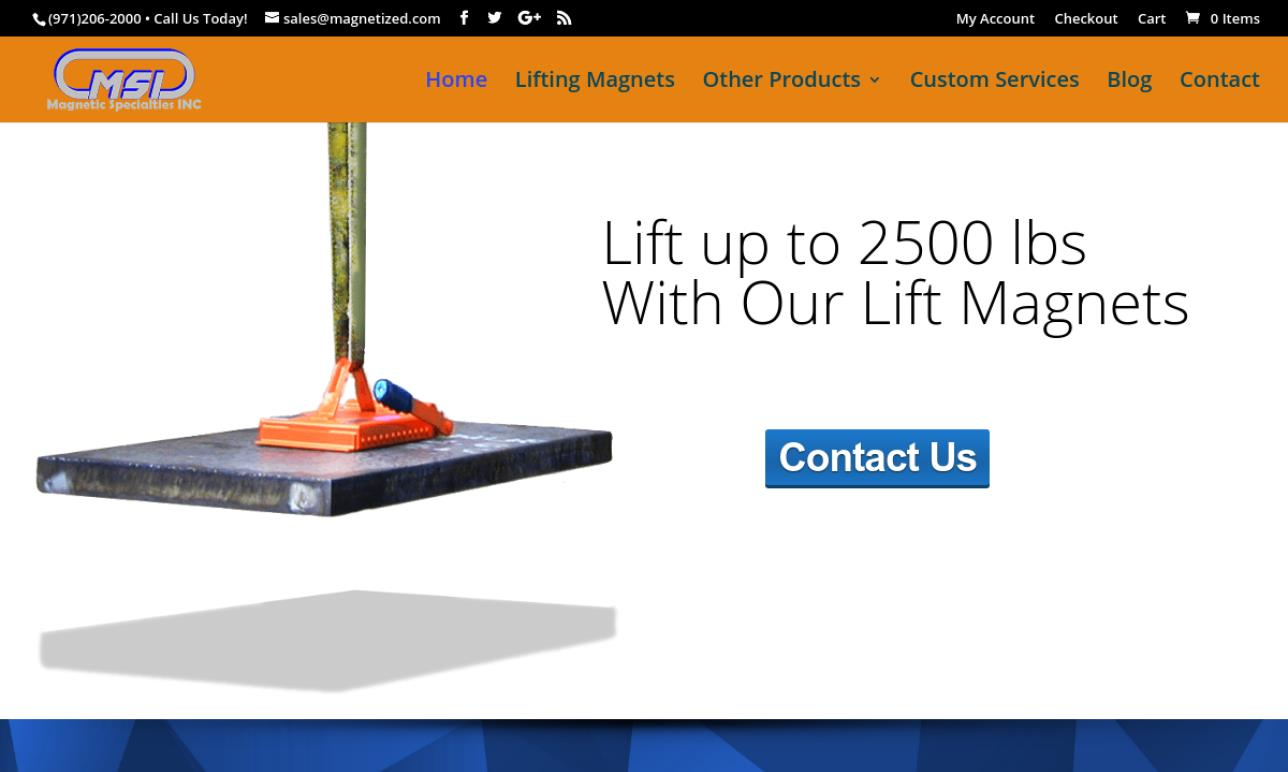 Magnetic Specialties, Inc.