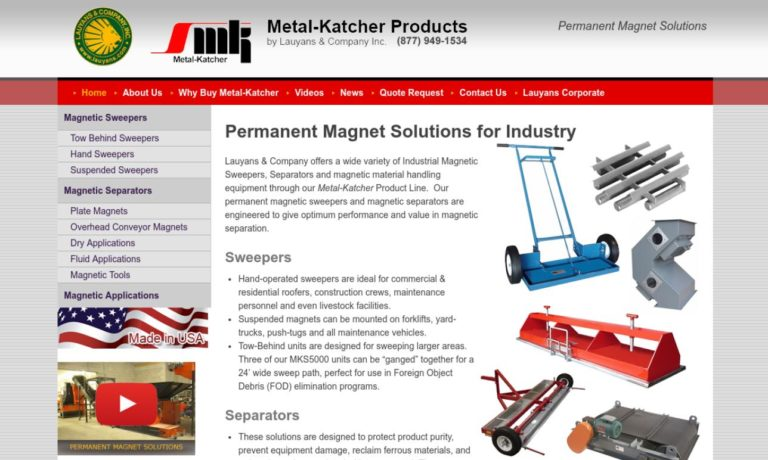 Metal-Katcher Co., Inc.