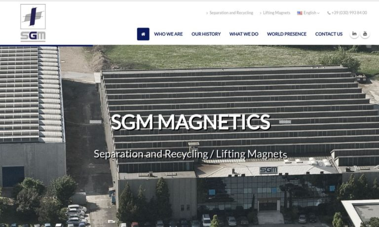 SGM Magnetics Corporation