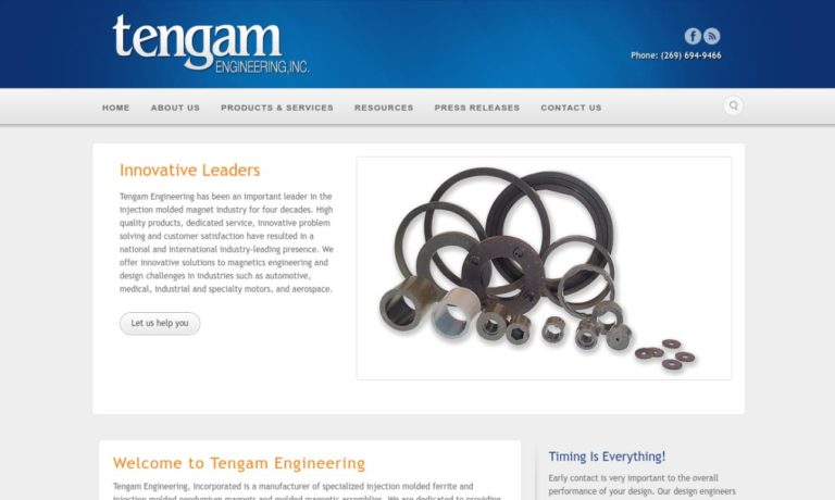 Tengam Engineering, Inc.