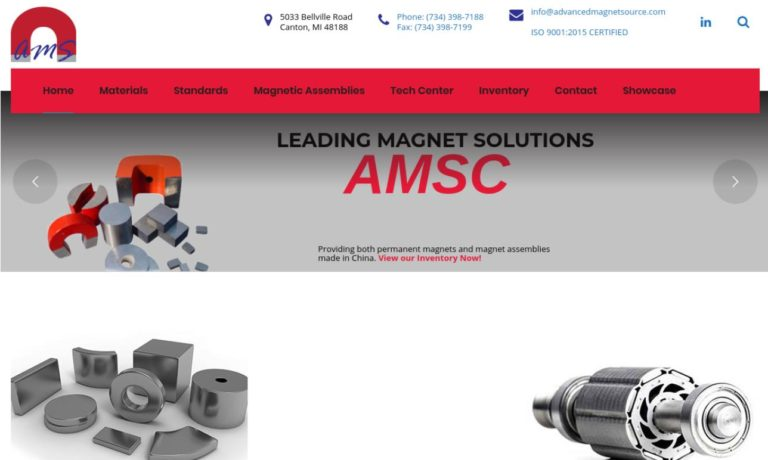 Advanced Magnet Source Corporation