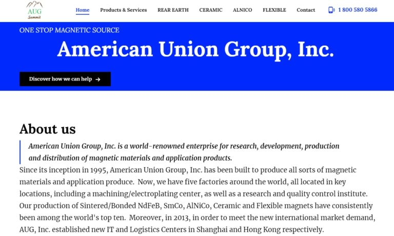American Union Group, Inc.