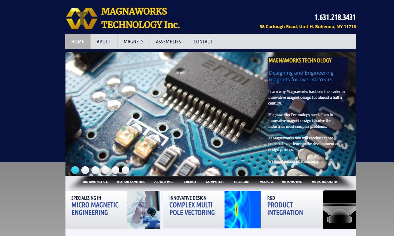 MagnaWorks Technology, Inc.