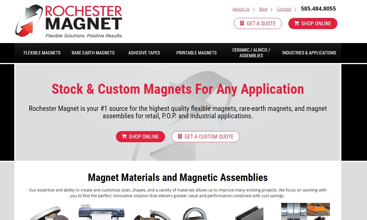 Rochester Magnet Company