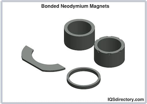 Bonded Neodymium Magnets